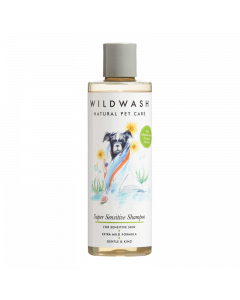 Superhellävarainen Shampoo WildWash PET 250ml