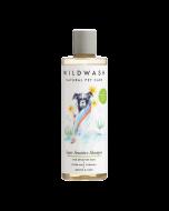Superhellävarainen Shampoo WildWash PET 250ml