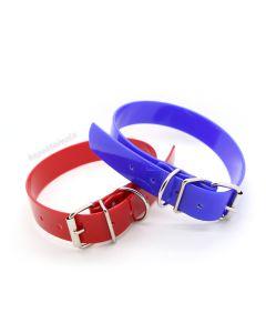 Kennelpanta värit punainen ja sininen