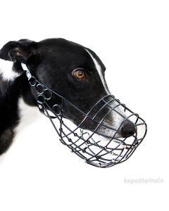 Koon 4 kevyt muovikoppa Greyhound uroksella.