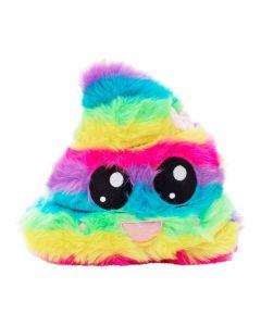 Rainbowpoop pehmo