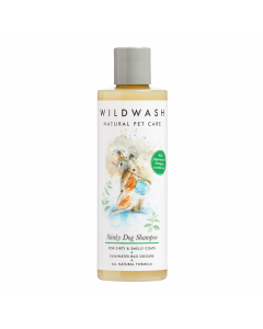 Haisevan koiran Shampoo WildWash PET 250ml