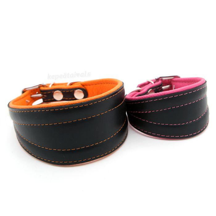 Musta-oranssi ja Musta-pinkki panta
