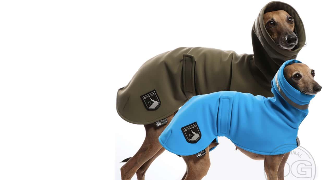 New DG Doggear Rain Coats
